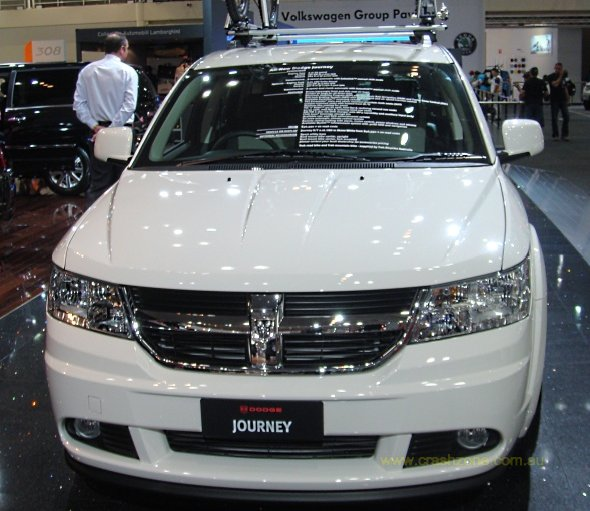 dodge journey 2012. Dodge Journey At Top Speed