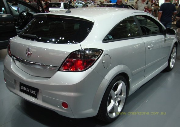 Holden Astra SRi Turbo
