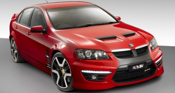Holden HSV E2 series released
